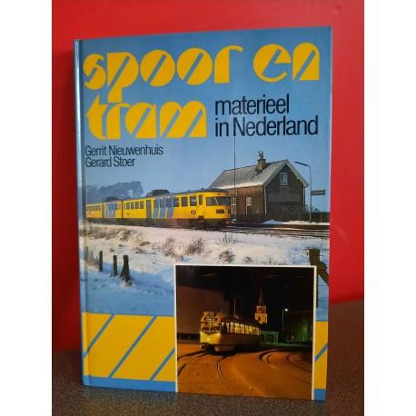 Spoor en tram - Materieel in Nederland