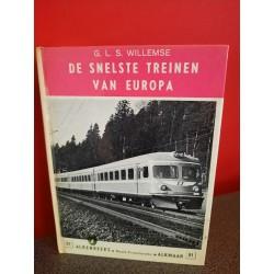 De snelste treinen van Europa - Alkenreeks - Deel 81
