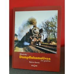 Dampflokomotiven von gestern