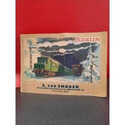 Märklin katalog 1937/38 Originele uitgave