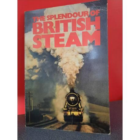 The splendour of Britisch steam