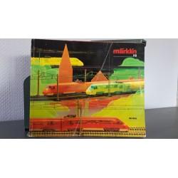 Marklin H0 catalogus Jaarboek 1987/1988 Nederlands