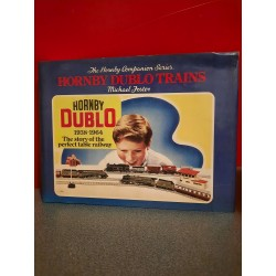 Hornby Dublo Trains 1938-1964 - The story of the perfect table railway