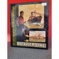 De geschiedenis van de Batavierlijn - Nederlands oudste stoomvaartlijn, 1830-1958