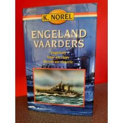 Engeland vaarders - Vogelvrij - Vuur en vlam - Verzet en Victorie