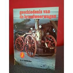 De geschiedenis van de brandweerwagen