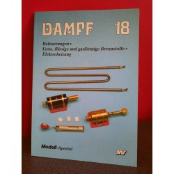 Dampf 18 Befeuerungen feste, flüssige und gasförmige Brennstoffe