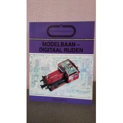 Modelbaan digitaal rijden - Spoorwegmodelbouw Nr. 11
