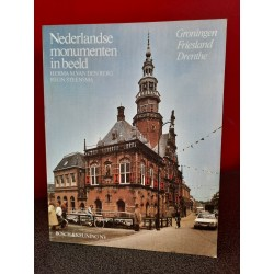 Nederlandse monumenten in beeld - Groningen Friesland Drenthe