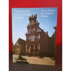 Nederlandse monumenten in beeld - Noord-Holland Zuid-Holland Zeeland