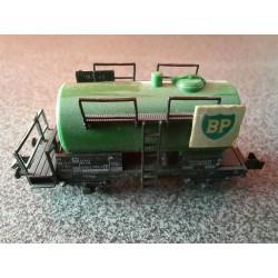 Fleischmann Piccolo BP Tankwagen 8402 - 000 2 797-7