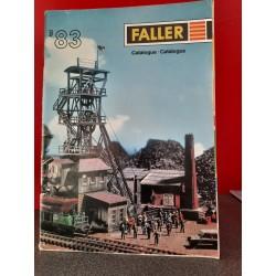 Faller brochure '83