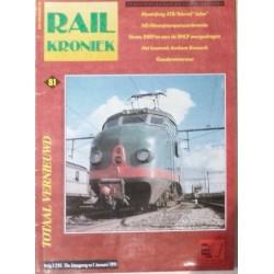 Railkroniek spoorwegblad