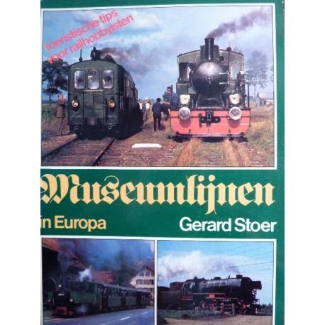 Museumlijnen in Europa