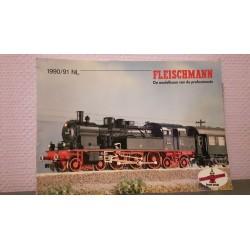 Fleischmann - Catalogus 1990/91