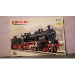 Fleischmann - Catalogus 2001-2002