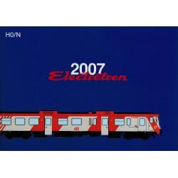 Electrotren Catalogus H0/N 2007