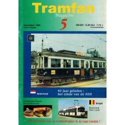 Tramfan Magazine November 2001