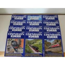 Eisenbahn Kurier Diverse jaartallen en/of nummers