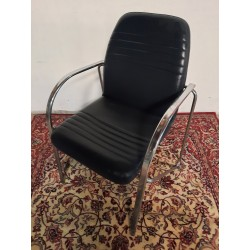 Vintage buro kantoorstoel