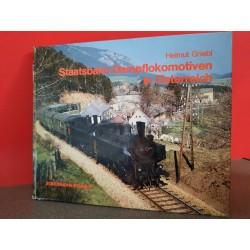 Staatsbahn-Dampflokomotiven in österreich
