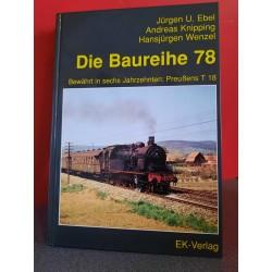 Die Baureihe 78 - Bewährt in sechs Jahrzehnten: Preußens T18