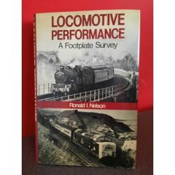 Locomotive Performance - A footplate Survey