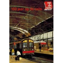 150 jaar Op de rails 1989 - NS 150